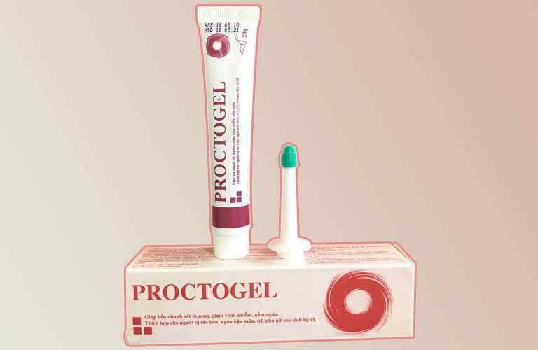 Công dụng của thuốc Proctolog