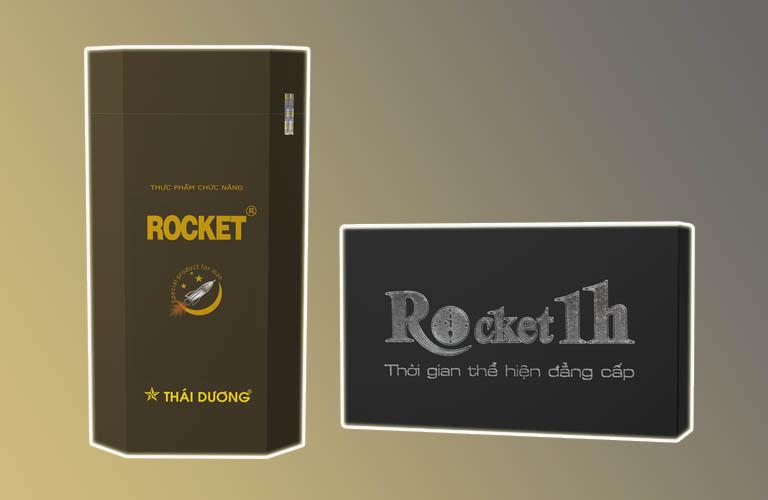 Rocket 1h có tác dụng gì? Giá thuốc và cách sử dụng