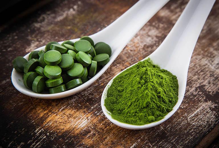 Tảo Spirulina và giá trị dinh dưỡng