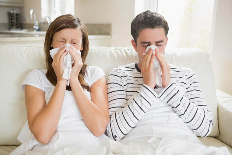 Cải thiện triệu chứng viêm mũi dị ứng nhờ Tảo Spirulina