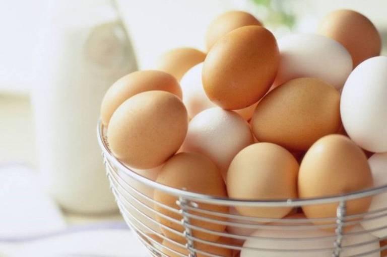 Chỉ nên ăn trứng gà với lượng vừa phải để đảm bảo sức khỏe