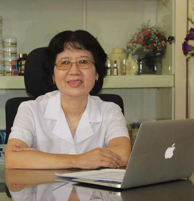 BS Lương Thanh Bình từng công tác tại nhiều bệnh viện lớn trên cả nước