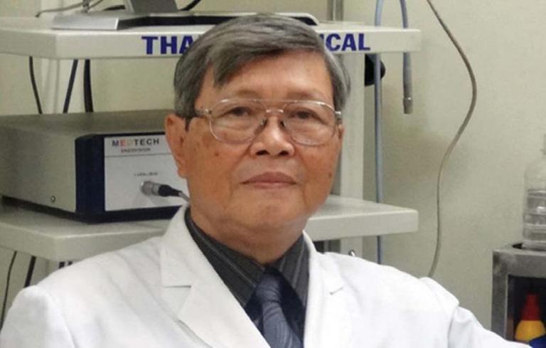 Bác sĩ Nguyễn Hữu Khôi