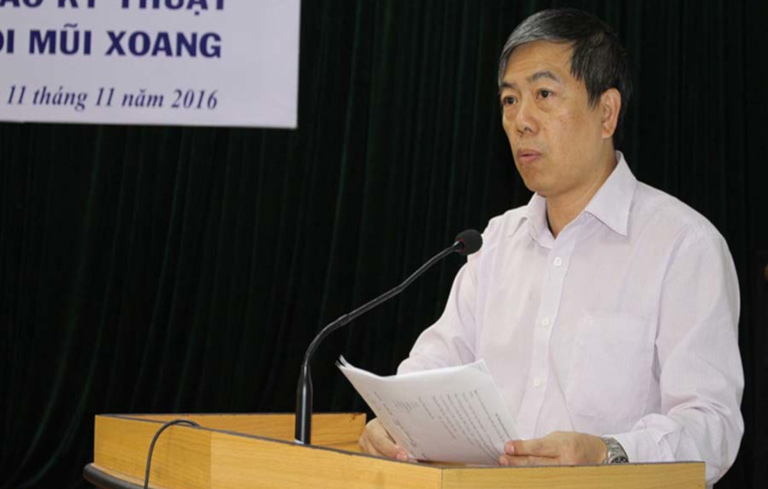 Bác sĩ Võ Thanh Quang