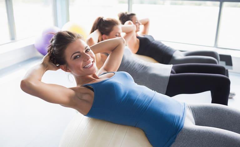 Thực hiện các bài tập đúng cách sẽ rất hữu ích trong việc cải thiện bệnh thoát vị đĩa đệm cột sống thắt lưng