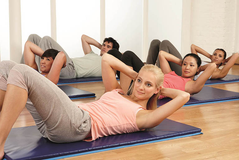 Yoga giúp giảm cơn đau dạ dày