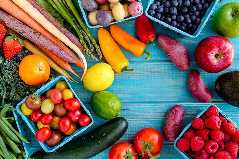 Bổ sung cho cơ thể các thực phẩm giàu chất dinh dưỡng