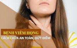 Bệnh viêm họng