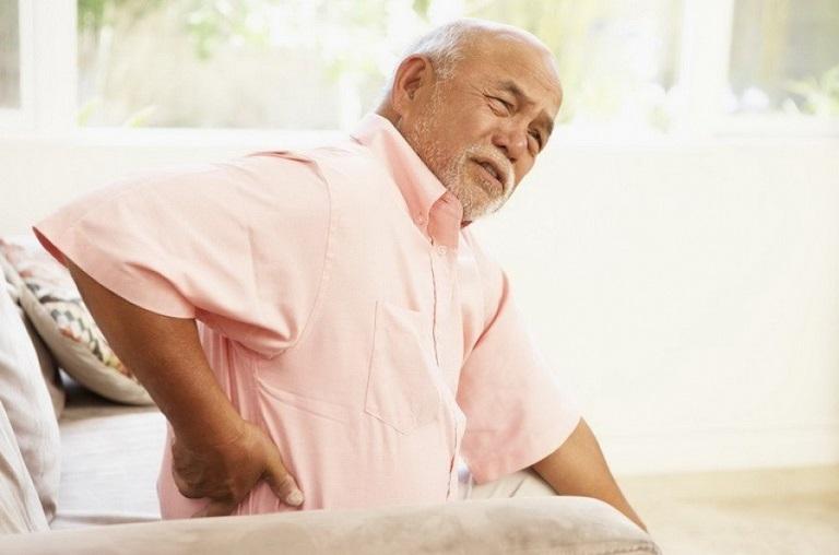 Tuổi già là nguyên nhân hàng đầu gây đau nhức xương khớp