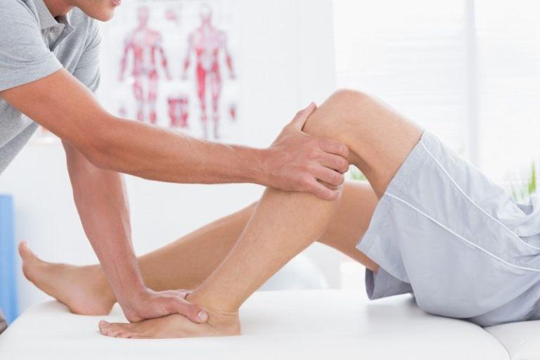 cách bấm huyệt chữa thoái hóa khớp gối