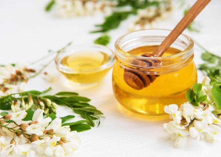 Cách trị ho bằng mật ong