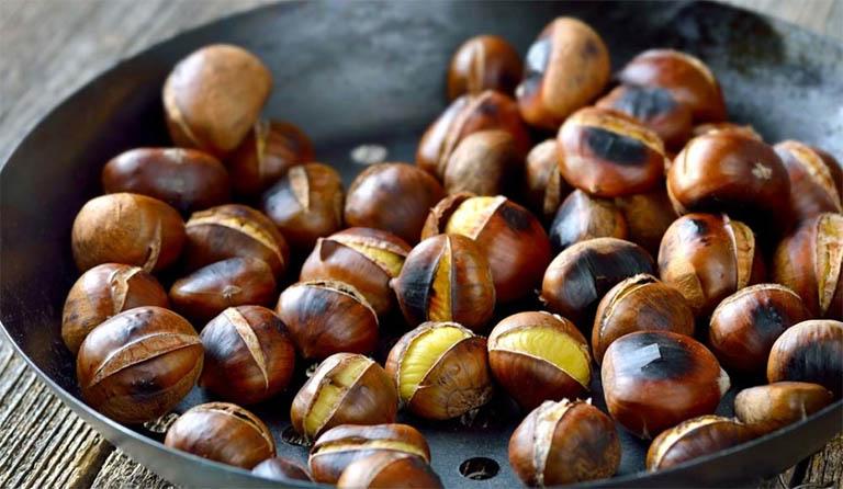 Bài thuốc từ hạt dẻ kết hợp với râu ngô và bí đao - Người bệnh ho gà không nên bỏ qua
