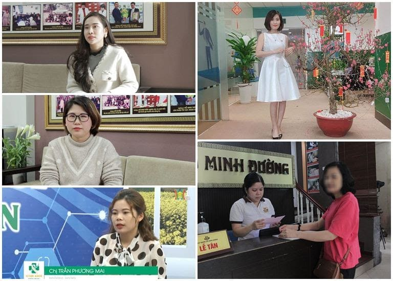 Hàng ngàn phụ nữ Việt tin tưởng lựa chọn Phụ Khang Đỗ Minh