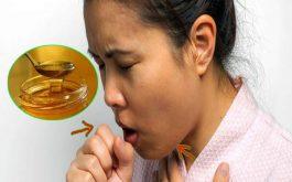 Chữa viêm họng mãn tính bằng mật ong