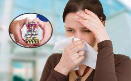 Chữa viêm xoang mũi mãn tính bằng tây giúp giảm triệu chứng
