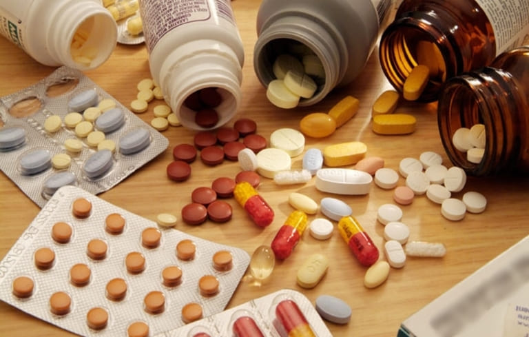Thuốc tây y có tác dụng giảm triệu chứng viêm xoang nhanh chóng