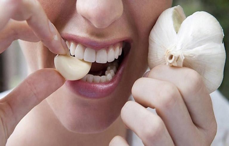 Ăn tỏi hàng ngày có tác dụng đẩy lùi viêm xoang hiệu quả