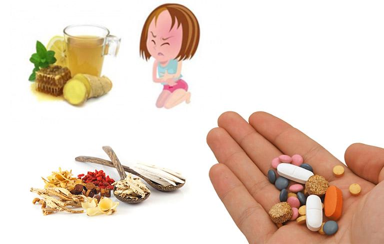 Một số phương pháp giải quyết đau bụng kinh được chị em phụ nữ thường xuyên sử dụng