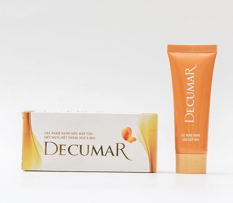 Decumar – Thuốc trị mụn trứng cá tuổi dậy thì hiệu quả