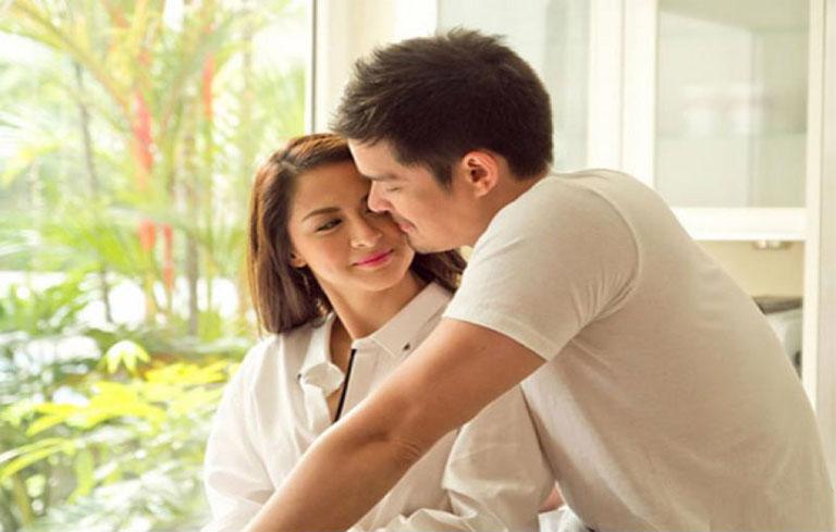 Điều may mắn với vợ chồng Linh là hai người hợp nhau về mọi thứ