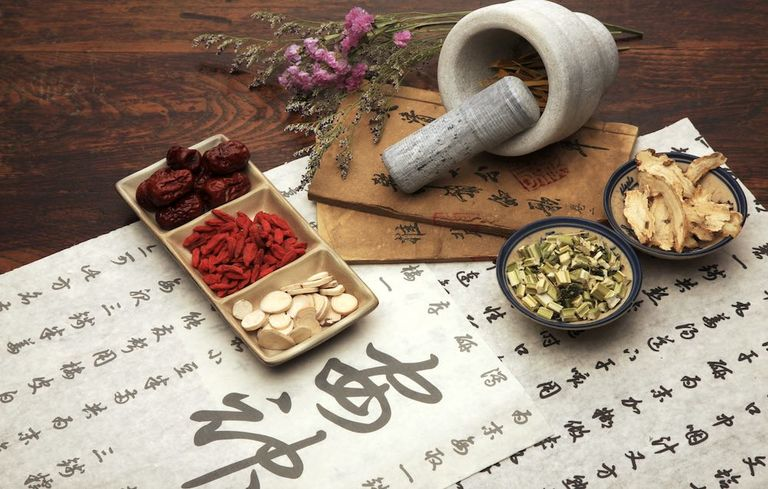 Thuốc đông y sử dụng thảo dược thiên nhiên tác động vào tận gốc nguyên nhân bệnh