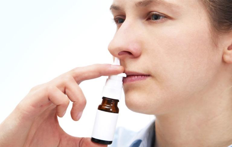 Cách trị sổ mũi thông thường bằng thuốc thông mũi