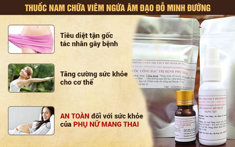 Hiệu quả điều trị viêm âm đao bằng thuốc nam Đỗ Minh Đường