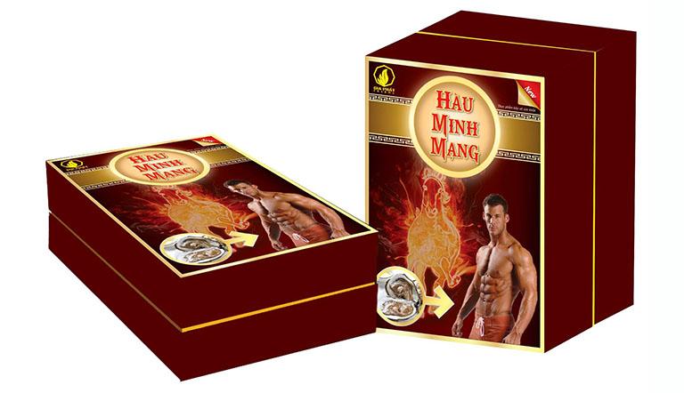 Thực phẩm chức năng Hàu Minh Mạng - Đánh thức bản lĩnh phái mạnh trong chốn phòng the