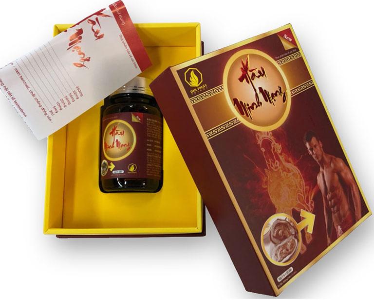 Hàu Minh Mạng là thực phẩm chức năng giúp hỗ trợ cải thiện chức năng sinh lý ở nam giới