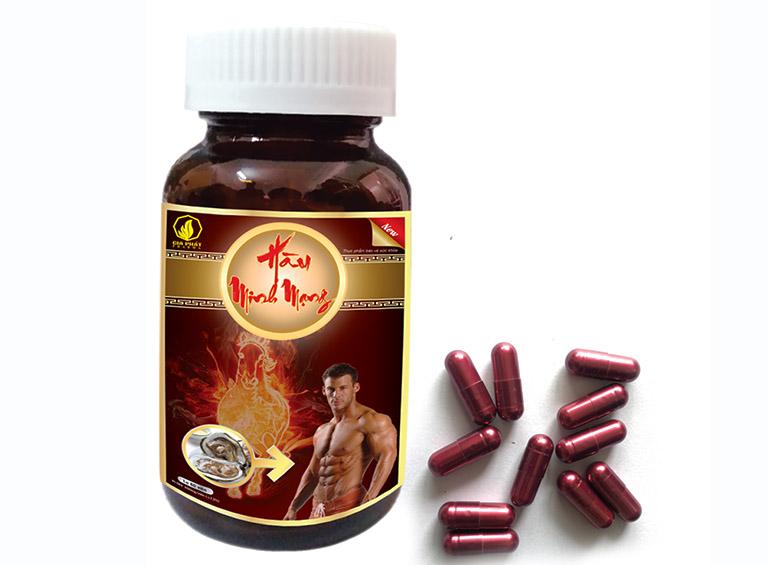 Sản phẩm Hàu Minh Mạng chỉ là thực phẩm hỗ trợ chức năng sinh lý ở nam giới và không có tác dụng thay thế thuốc chữa bệnh