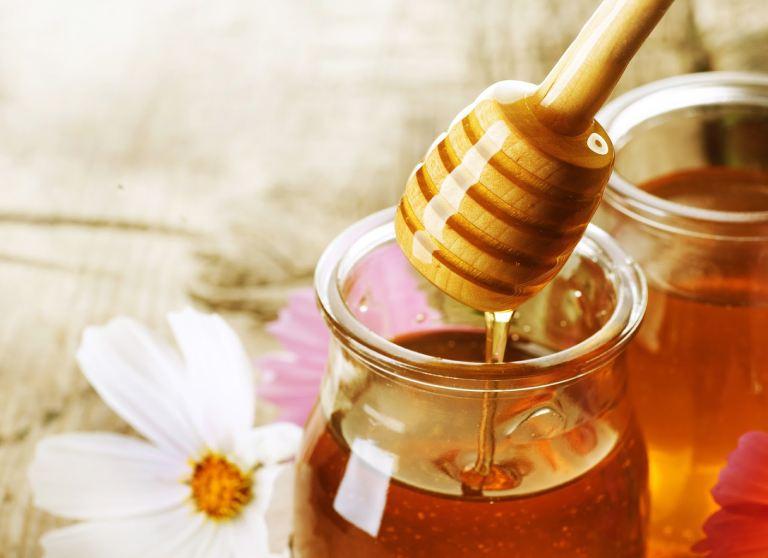Hẹ và mật ong điều trị ho
