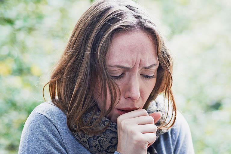 Dấu hiệu nhận biết bệnh ho gió
