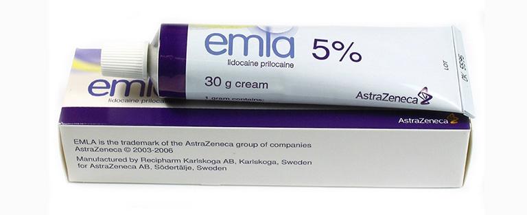Những thông tin cần biết về sản phẩm Emla Cream 5%: Thành phần, công dụng, liều lượng, tác dụng phụ và giá thành