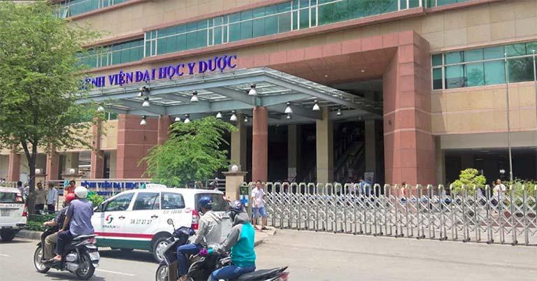 Bệnh viện Đại học Y dược - Quận 5, Thành phố Hồ Chí Minh