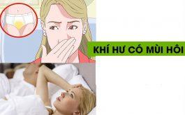 Khí hư có mùi hôi: Tất tần tật những điều nên biết
