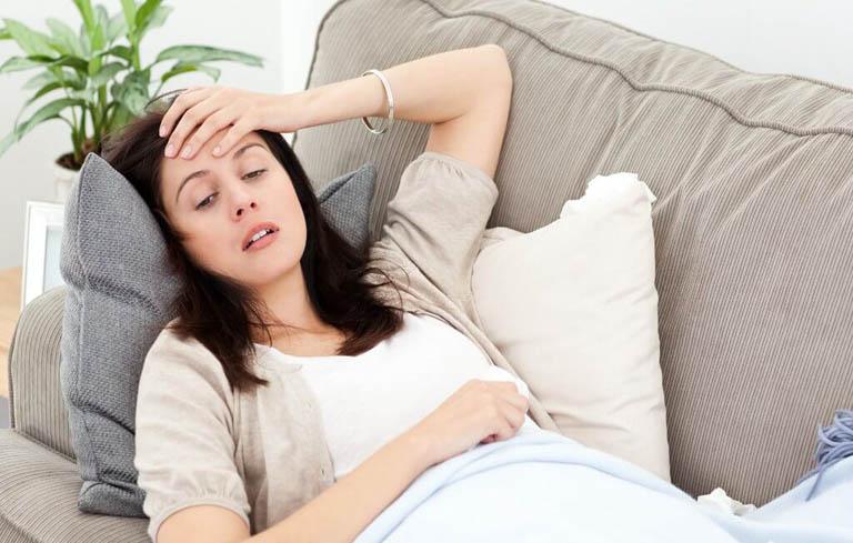 Viêm xoang nặng khiến người bệnh cảm thấy mệt mỏi, khó thở