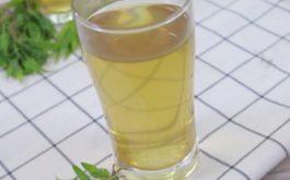 Dùng lá đinh lăng sắc lấy nước uống riêng lẻ cũng rất tốt cho huyết áp nói riêng và sức khỏe nói chung