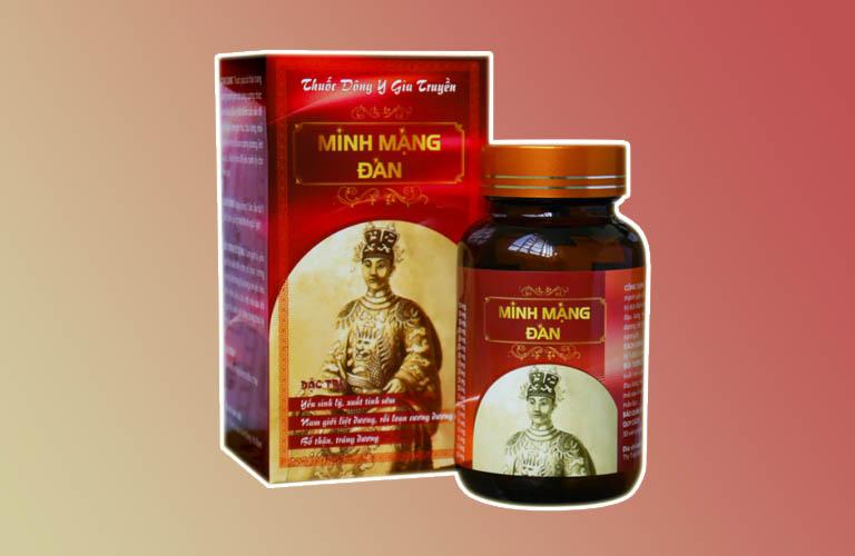 Viên uống Minh Mạng Đan dùng có tốt không?