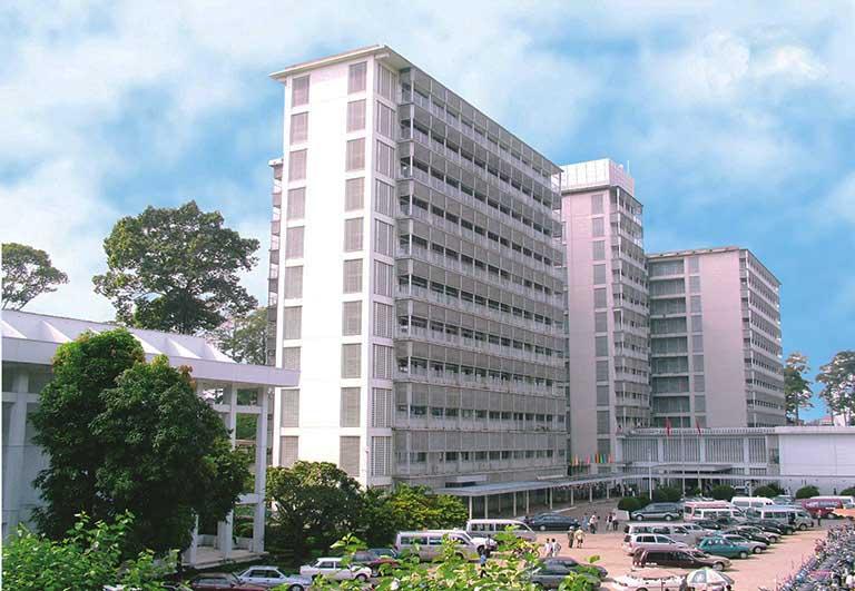 Bệnh viện Chợ Rẫy là cơ sở khám chữa bệnh hạng đặc biệt tại khu vực phía Nam nước ta