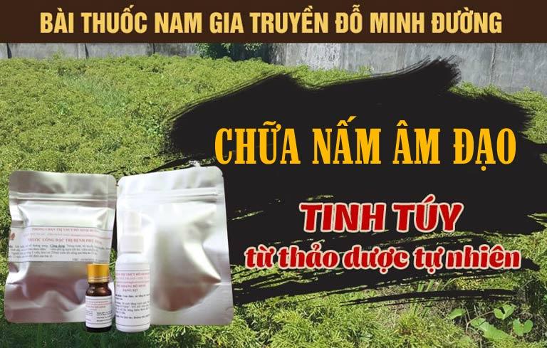 Phụ Khang Đỗ Minh – Bài thuốc Nam quý chữa bệnh phụ khoa từ dược liệu sạch