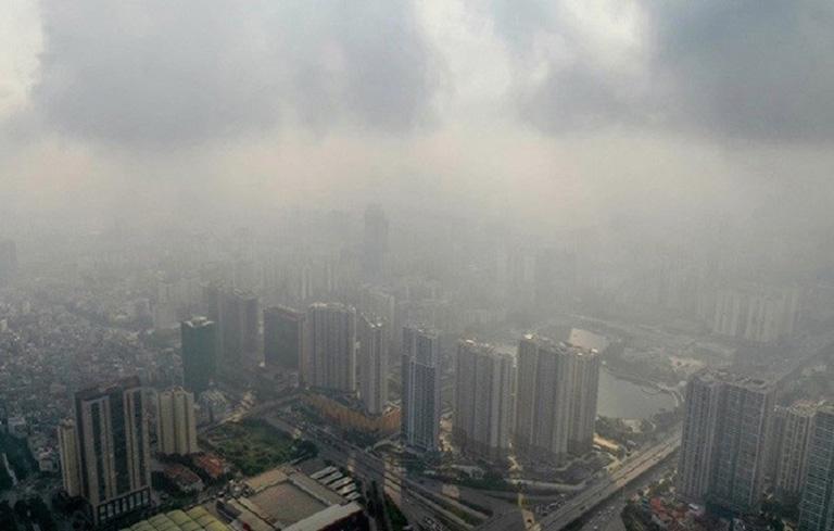 Ô nhiễm không khí làm tăng nguy cơ mắc viêm xoang