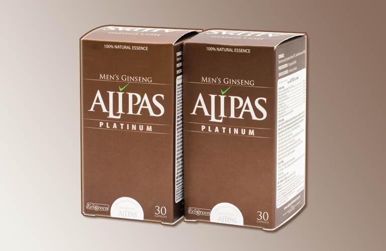 Khuyến cáo khi dùng Sâm Alipas Platinum