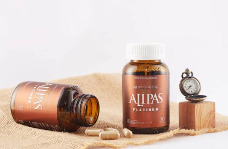 Cách sử dụng và liều dùng sản phẩm Sâm Alipas Platinum