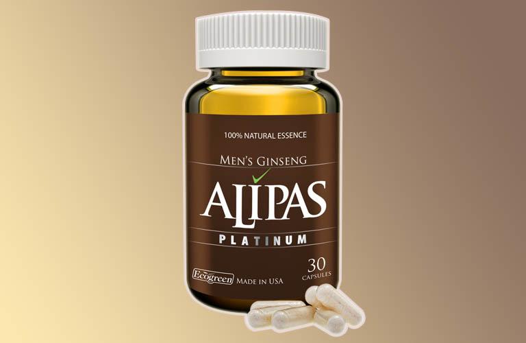 Thực phẩm chức năng Sâm Alipas Platinum có tốt không?