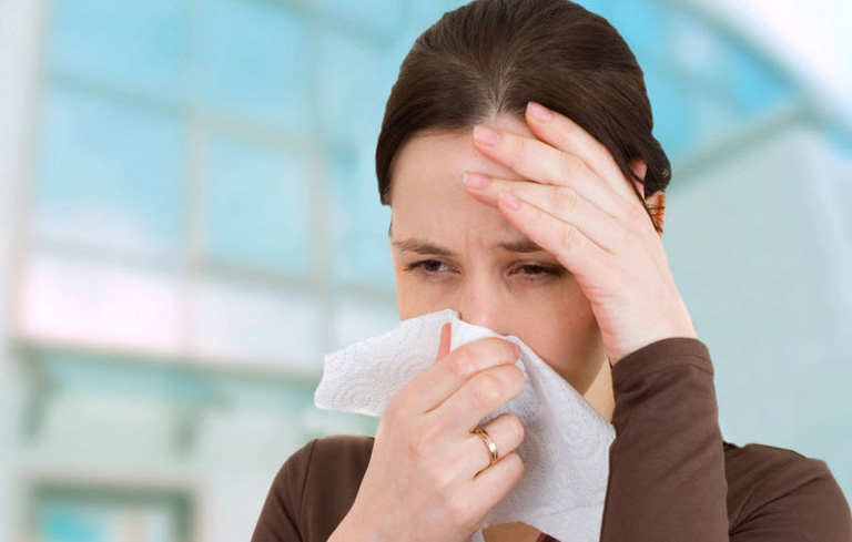 Sổ mũi là hiện tượng phổ biến, thường gặp