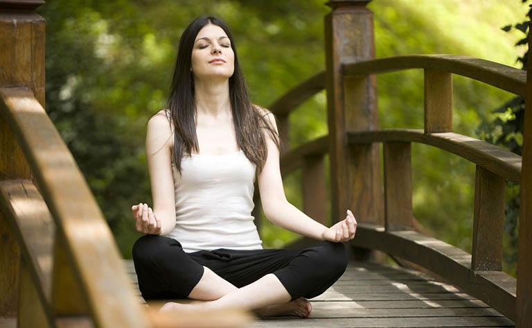 Duy trì thói quen luyện tập yoga có tác dụng tăng cường sức khỏe và phòng ngừa bệnh tái phát