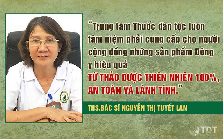 Động lực phát triển vườn dược liệu của đội ngũ bác sĩ tại Thuốc dân tộc