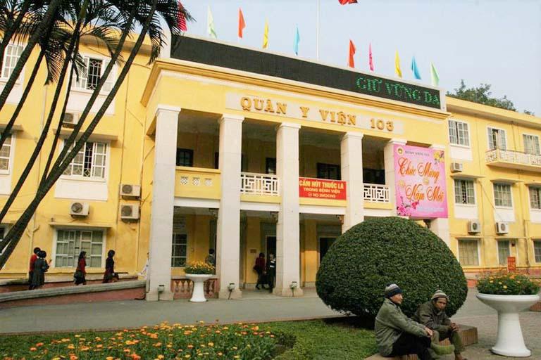 Bệnh viện Quân y 103 - Quận Hà Đông, Hà Nội