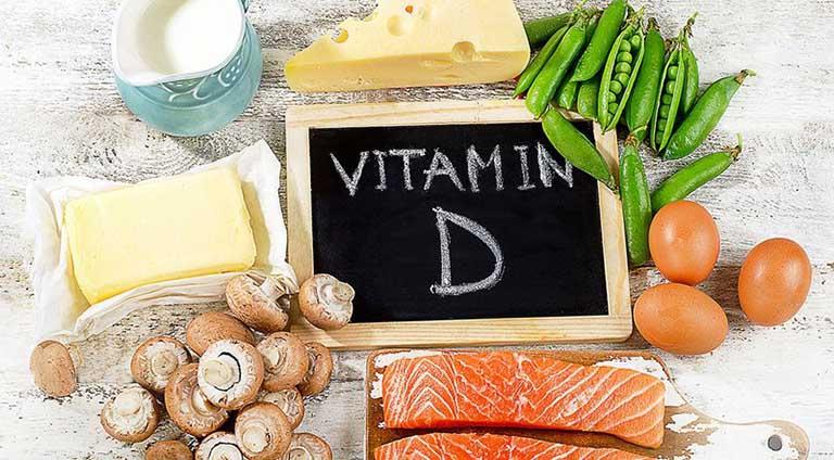 Người bị thoát vị đĩa đệm nên tăng cường bổ sung cho cơ thể các loại thực phẩm giàu vitamin D