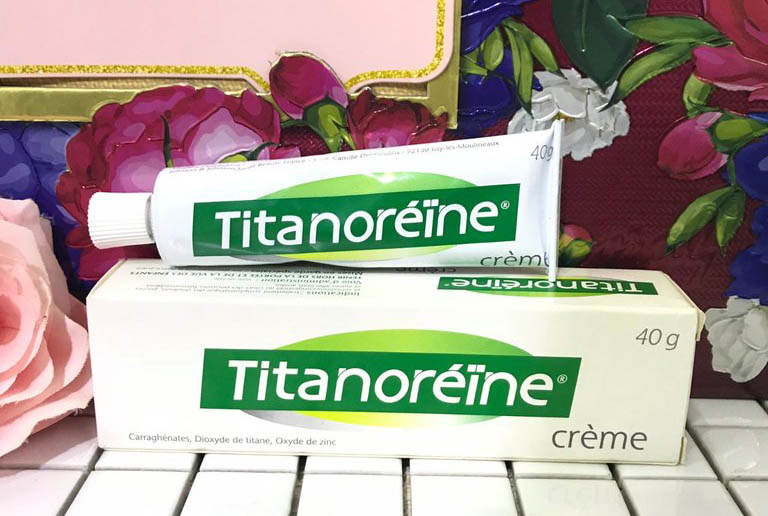 Tác dụng phụ của thuốc bôi trĩ Titanoreine